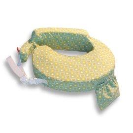 My Brest Friend Green Sun Burst Pillow