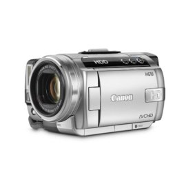 Canon HG10 AVCHD 40GB High Definition Camcorder with 10x Optical Zoom