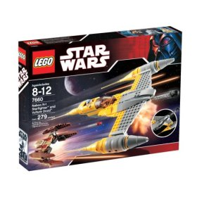 LEGO Naboo N-1 Starfighter with Vulture Droid (7660)
