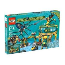 LEGO Aquabase Invasion
