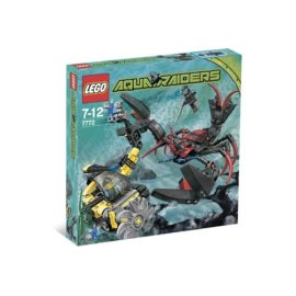 LEGO Lobster Strike
