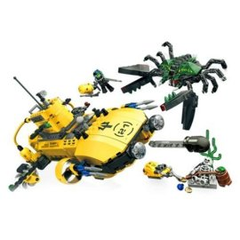 LEGO Crab Crusher