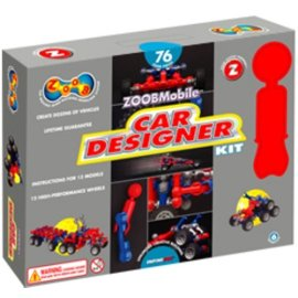 ZOOB ZOOBMobile Car Designer Set