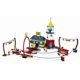 LEGO® SpongeBob SquarePants™ Mrs. Puff's Boating School