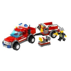 LEGO Fire Pick-up Truck