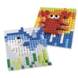 LEGO A World of LEGO Mosaics