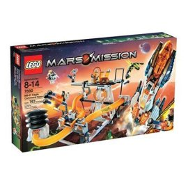 LEGO® Mars Mission MB-01 Command Base