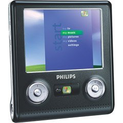 Philips 30Gb Portable Media Center PMC7230