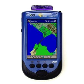 Mobile Crossing WP200 Way Point Pocket PC and GPS Navigation System