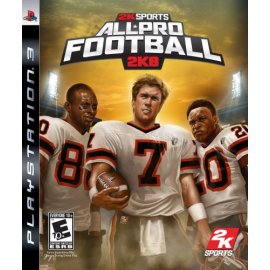 All Pro Football 2K8