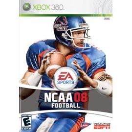 NCAA Football 08 (Xbox 360)