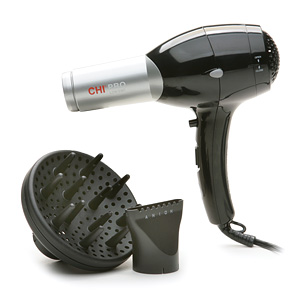 Farouk CHI Pro GF1505 Low EMF 1300 Watt Ionic Hair Dryer