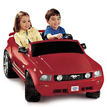 Fisher-Price® Power Wheels Ford Mustang