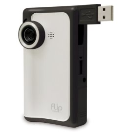 Flip Video Camcorder: 60-Minutes (Black)