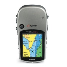 Garmin eTrex Vista HCx Handheld Reciever with Built in GPS Patch Antenna