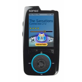 SanDisk Sansa Connect 4 GB MP3 Player