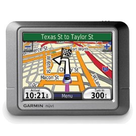 Garmin Nuvi 260 Pocket Vehicle GPS Navigator with Maps for North America