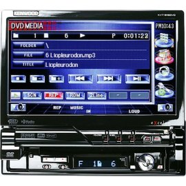 kenwood kvt 819dvd in dash dvd cd receiver gosale price. Black Bedroom Furniture Sets. Home Design Ideas