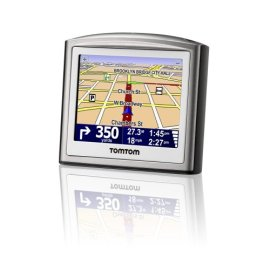 TomTom One 3rd Portable GPS Vehicle Navigation System