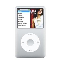 Apple 80 GB iPod Classic (Silver)