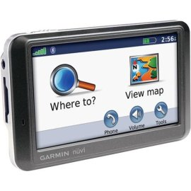 Garmin Nuvi 760 Portable GPS Vehicle Navigator