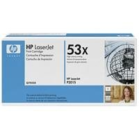 HP Q7553X Hp Laserjet Q7553X Black Print Cartridge