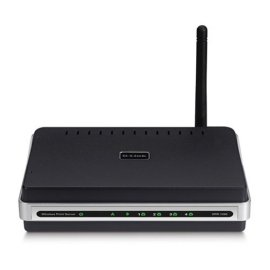 D-Link DPR-1260 RangeBooster G Multifunction Print Server