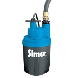 Simer Smart Geyser 1/4 HP Automatic Ulility Pump #2330