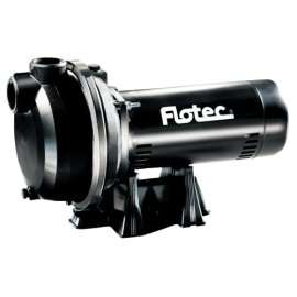 Flotec 1-1/2 HP Self-Priming High Capacity Sprinkler Pump #FP5172-01