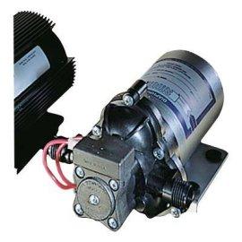 Shurflo Industrial Pump - 198 GPH, 115 Volt, 1/2in., Model# 2088-594-154