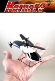 Hornet 3 Mini RC Helicopter with Digital Speed Control and Ready to Fly (Build in Motor)