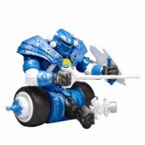 Battle Wheels Radio Control Figure - Tyr