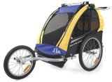 Burley Design Bicycle Trailer Jogger Kit (Solo)