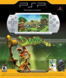 Sony PSP 2000 Daxter Entertainment Pack (Ice Silver)