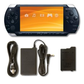 Sony PSP 2000 Console (Piano Black)