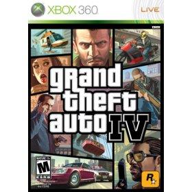 Grand Theft Auto IV [Xbox 360]