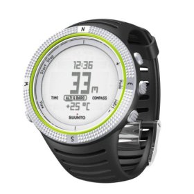 Suunto Core Wristop Computer (Light Green)