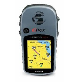 Garmin eTrex Legend HCx Handheld Receiver with Built in GPS Patch Antenna
