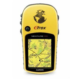 Garmin eTrex Venture HC Handheld Receiver with Built in GPS Patch Antenna