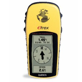 Garmin eTrex H Handheld Receiver with Built in GPS Patch Antenna