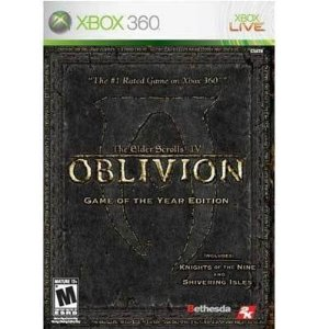 Elder Scrolls IV: Oblivion - Game of the Year Edition [Xbox 360]