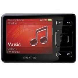 Creative Zen 4 GB (Black)