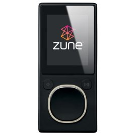 Zune 4 GB Digital Media Player (Black)