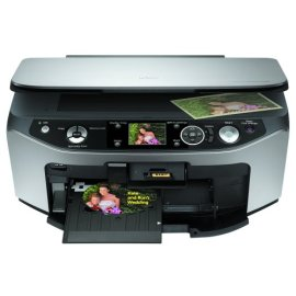 Epson Stylus Photo RX580 All In One Inkjet Printer