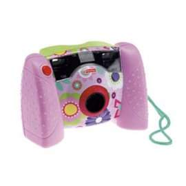 Fisher Price Kid Tough Digital Camera (Pink)