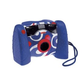 Fisher Price Kid Tough Digital Camera (Blue)