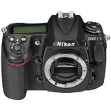 Nikon D300 DX Digital SLR Camera (Body Only)