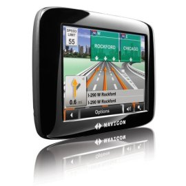 Navigon 2100 GPS Navigator