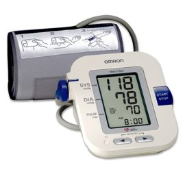 Omron HEM-711 DLX Automatic Blood Pressure Monitor with Comfit Cuff