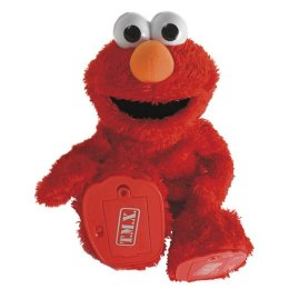 Elmo T.M.X Tickle Me Elmo (Spanish Speaking Version)